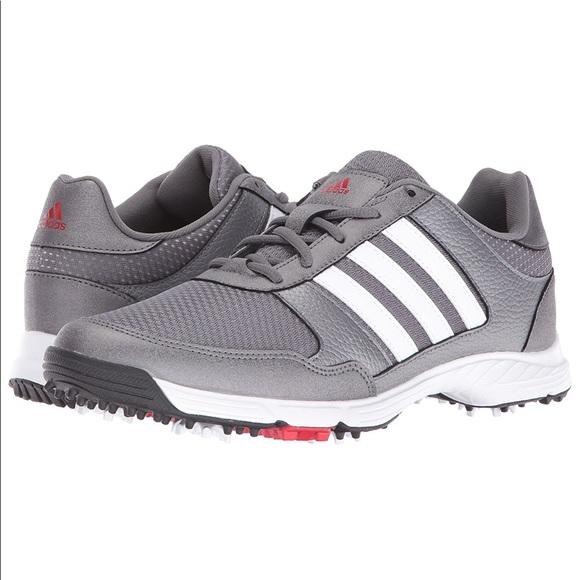 Adidas zapatos hombre  Tech Golf zapatos tamaño 105 poshmark respuesta